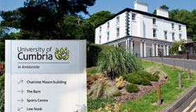 Online MBA University of Cumbria